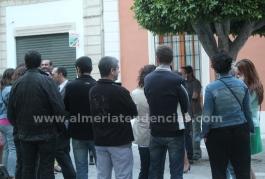 Entrada sorpresa del inspector Lupen en Plaza Careaga - Cena Clandestina