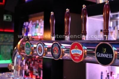 Grifos de cerveza en Burana Almería