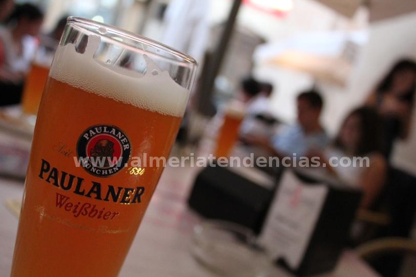Cerveza de Trigo Paulaner