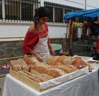 panadera y pan