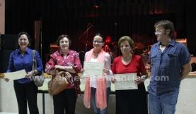 Premiadas en concurso gastronómico