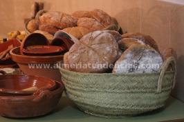 Panes al estilo de Roma