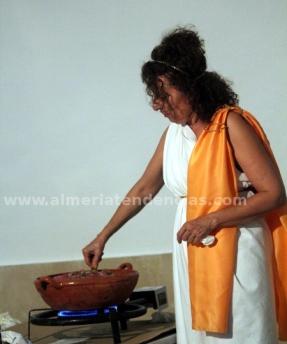 En la cocina romana