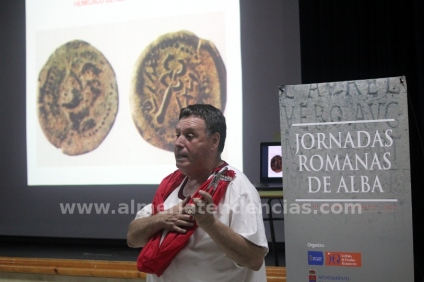 Moneda romana - Abla