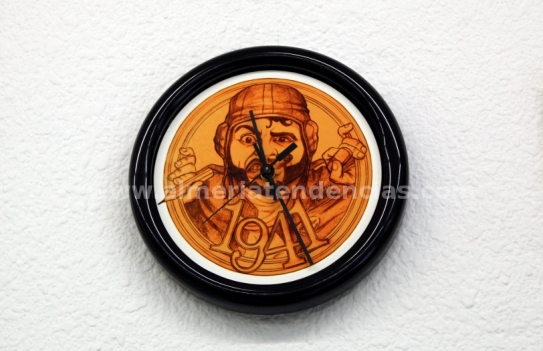 Relojes oro molio